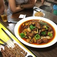 Photo taken at 小喬新疆羊肉串 by Johann T. on 8/19/2017