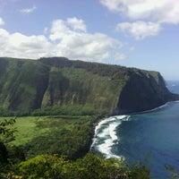 Photo taken at Waipiʻo Valley by AJ K. on 1/20/2013