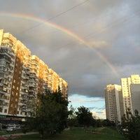 Photo taken at Эйфелева башня by Алексей G. on 8/29/2015