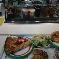 Photo taken at Sbarro by Boo K. on 8/29/2013