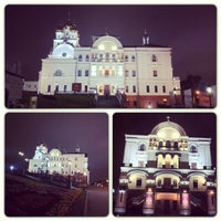 Photo taken at Библиотека Храма на крови by Дмитрий on 9/6/2013
