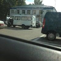 Photo taken at ГИБДД Волоколамского района МО by Елена С. on 9/3/2013
