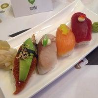 Photo taken at Sushi Corner by Kuba B. on 1/15/2014