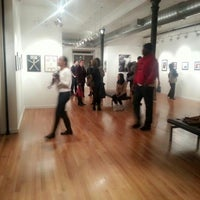 Photo taken at Clover Cafe And Art Gallery by Queen Kitty K. on 10/12/2012
