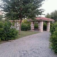 Photo taken at Mevlana Parkı by Derya A. on 10/5/2013