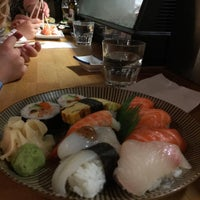 Photo taken at Ichiban Sushi by Mox S. on 7/8/2015