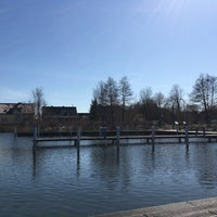 Photo taken at Oberhavel Ankerplatz by Bojana on 4/7/2018