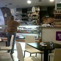 Photo taken at Pastelaria Netos Palace by Zena D. on 8/8/2013