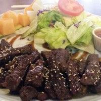 Photo taken at Abashiri Japanese Restaurant by Robert C. on 5/6/2014