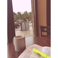 Photo taken at Daily Planet Coffee Company by Naveen R. on 10/3/2015