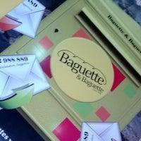 Photo taken at Baguette & Baguette Le Bardo by Krichene H. on 12/30/2013