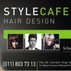 Photo taken at Style Cafe Hair Design by Style Cafe Hair Design on 8/7/2013