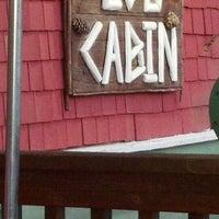 Photo taken at Log Cabin Restaurant by Alan B. on 9/2/2013
