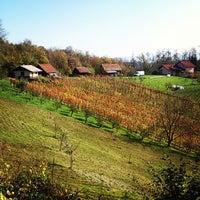 Photo taken at Brezovska Gora by Nejc P. on 10/26/2013
