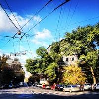 Снимок сделан в Площадь Разгуляй пользователем Katya K. 9/25/2012