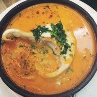 Photo taken at El Ancla Restaurant by Lina J. on 6/13/2014