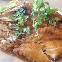 Photo taken at Nudgun Café by Jjc K. on 11/4/2012