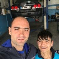 Photo taken at Bar Hüseyin Honda BHR by Batuhan K. on 5/28/2016