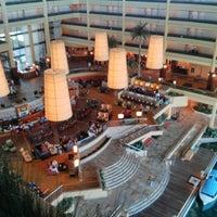 Photo taken at JW Marriott Desert Springs Resort & Spa by Ben M. on 6/14/2013