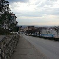 Photo taken at Yuruyus Parkuru by Emayn on 3/7/2014