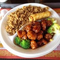 Photo taken at Wok 'N' Go by Joey C. on 3/4/2014