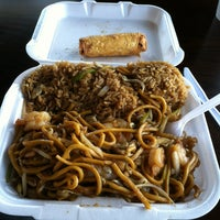 Photo taken at Wok 'N' Go by Joey C. on 2/25/2013