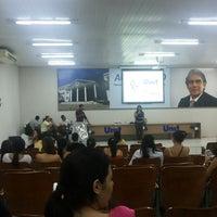 Photo taken at Auditório Ministro Carlos Augusto Ayres de Freitas Britto by William T. on 3/26/2014