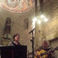 Photo taken at Església St. Esteve de Tavèrnoles by Jordi V. on 2/15/2014
