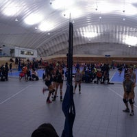 Photo taken at Harry Jerome Sports Center by Brian E. on 3/16/2014