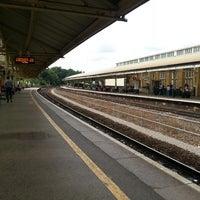 Photo taken at Platform 2 by Brian L. on 7/26/2013