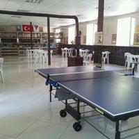 Photo taken at Çamlıca Kız Anadolu Lisesi by Ismail A. on 9/13/2013