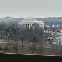 Photo taken at Mandarin Oriental, Washington DC by Brian M. on 12/7/2012