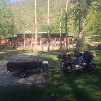 Photo taken at Ironhorse Motorcycle Lodge by John B. on 5/1/2014