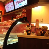 Photo taken at Cold Stone Creamery by Macsello on 4/1/2016