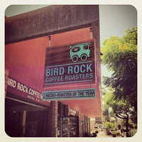 Foto tirada no(a) Bird Rock Coffee Roasters por Olivier P. em 6/15/2013
