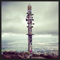 Photo taken at Mission Peak (top) by Olivier P. on 4/7/2013