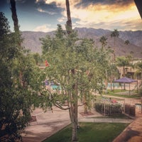 Photo taken at Days Inn Palm Springs by Olivier P. on 11/23/2014