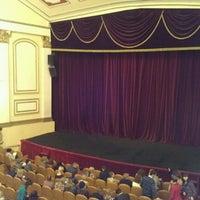 Photo taken at Драматический театр by Tweette on 12/2/2012