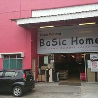 Photo taken at Basic Home Furniture by Daniel D. on 8/9/2013