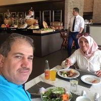 Photo taken at Rixos Premium Marmara Restaurant by Ferit K. on 10/17/2015