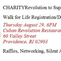 Photo taken at Cuban Revolution by Events Around N. on 8/29/2013