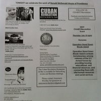 Photo taken at Cuban Revolution by Events Around N. on 6/27/2013