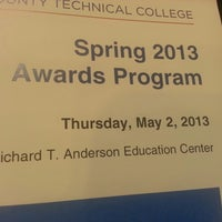 Photo taken at Waukesha County Technical College (WCTC) by Sarah on 5/3/2013