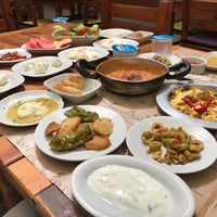 8/29/2017 tarihinde Cihan T.ziyaretçi tarafından Saray Kapı Kahvaltı & Cafe'de çekilen fotoğraf