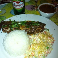 Photo taken at Sabor Brasil Restaurant by Paulo F. on 3/31/2013