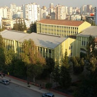 Photo taken at Çukurova Elektrik Teknik ve Endüstri Meslek Lisesi by Öz C. on 9/2/2013