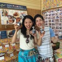 Photo taken at 手作り体験工房ゆんたく by Shinichi F. on 7/3/2015