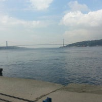 Photo taken at Kuleli Sahil İskele by Tolga M. on 4/12/2016