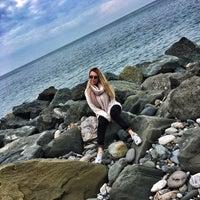 Снимок сделан в Пляж Олимпийского парка пользователем Tatiana S. 2/25/2018
