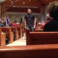 Photo taken at St. Brigid Catholic Church by Johnny S. on 3/23/2014